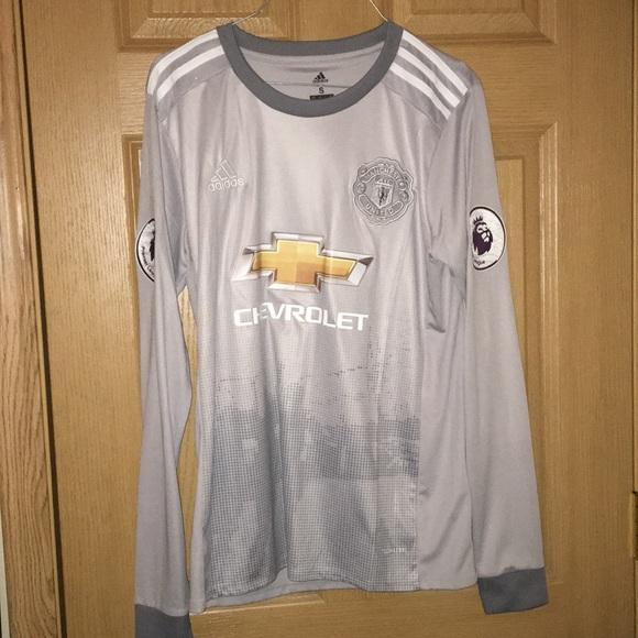 d914d6c695 Manchester United Jersey (Long Sleeve)